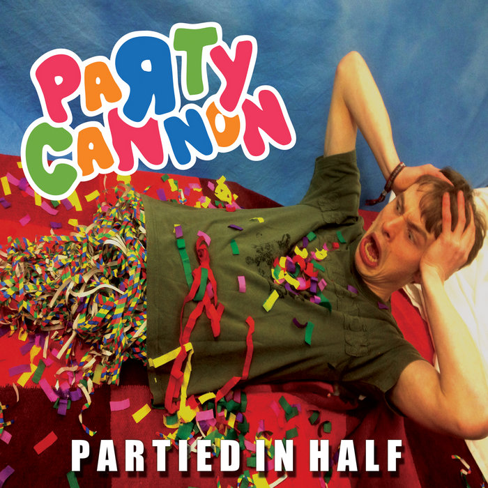 Image result for partied in half