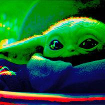 Baby Yoda, Baby Baby Yoda feat. Brittain Ashford (2020 remix) cover art