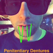 Penitentiary Dentures cover art