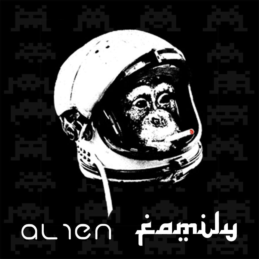 crystal meth (fuck) | alien family