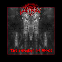 The Burning of Idols cover art