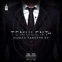 Temulent - Human Targets EP{MOCRCYD054} cover art