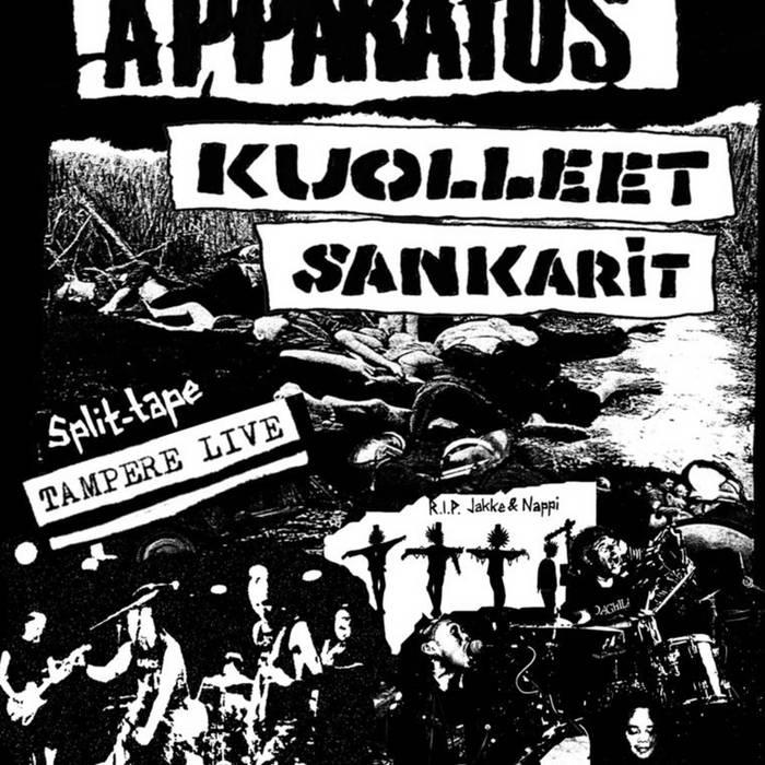 APPÄRATUS / KUOLLEET SANKARIT- Tampere Live