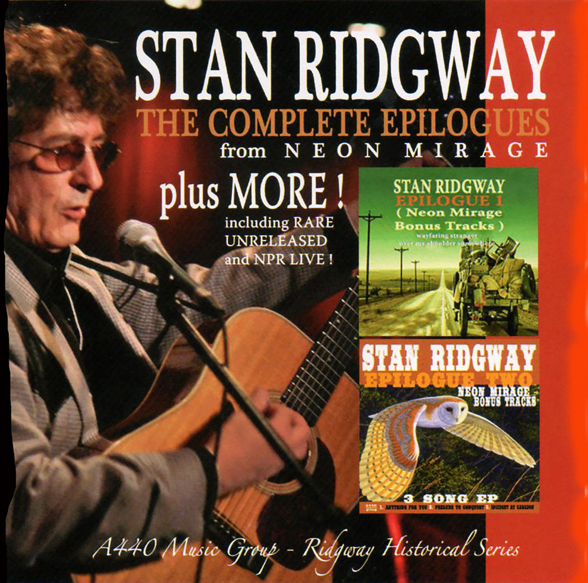 125978afc4 Camouflage (live). from The Complete Epilogues by Stan Ridgway