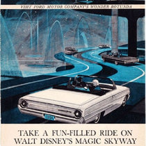 Live! 1964 World's Fair Talk / Background and Ford's Magic Skyway Pavilion cover art