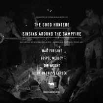 Singing Around The Campfire cover art