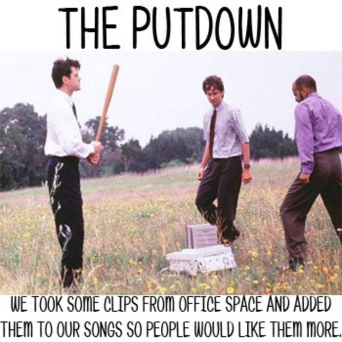 office space cover. By The Putdown Office Space Cover