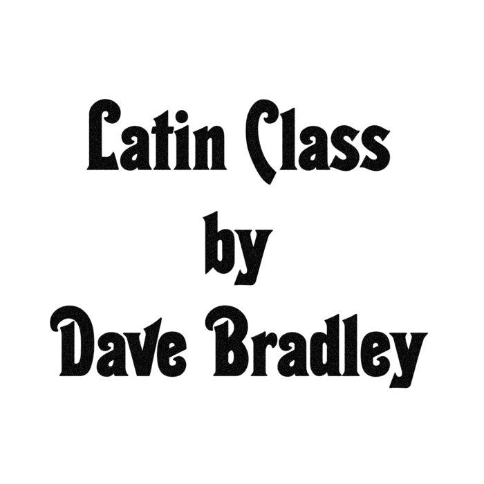 Latin Class cover art