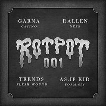 RotPot Records 001 cover art