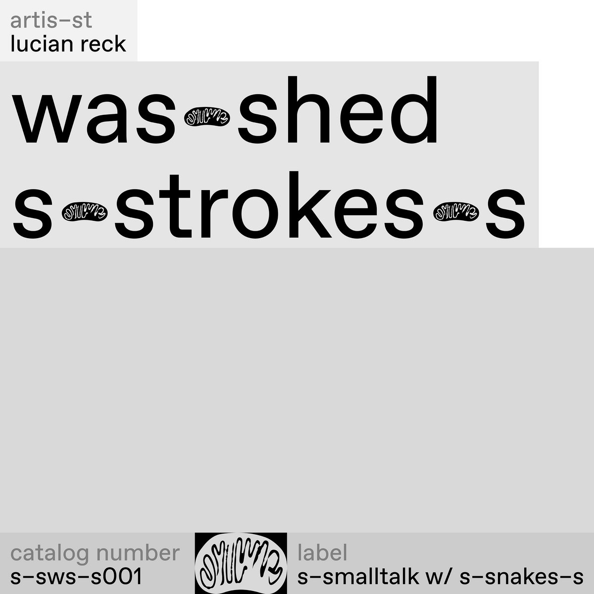washed strokes by Lucian Reck