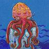 Mingling Split EP Cover Art
