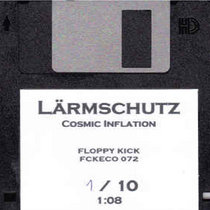 Cosmic Inflation (Floppy Kick) cover art