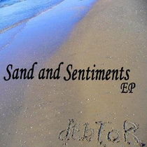 Sand and Sentiments EP cover art