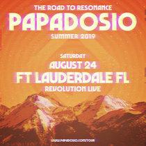 8.24.19   Revolution Live   Fort Lauderdale, FL cover art
