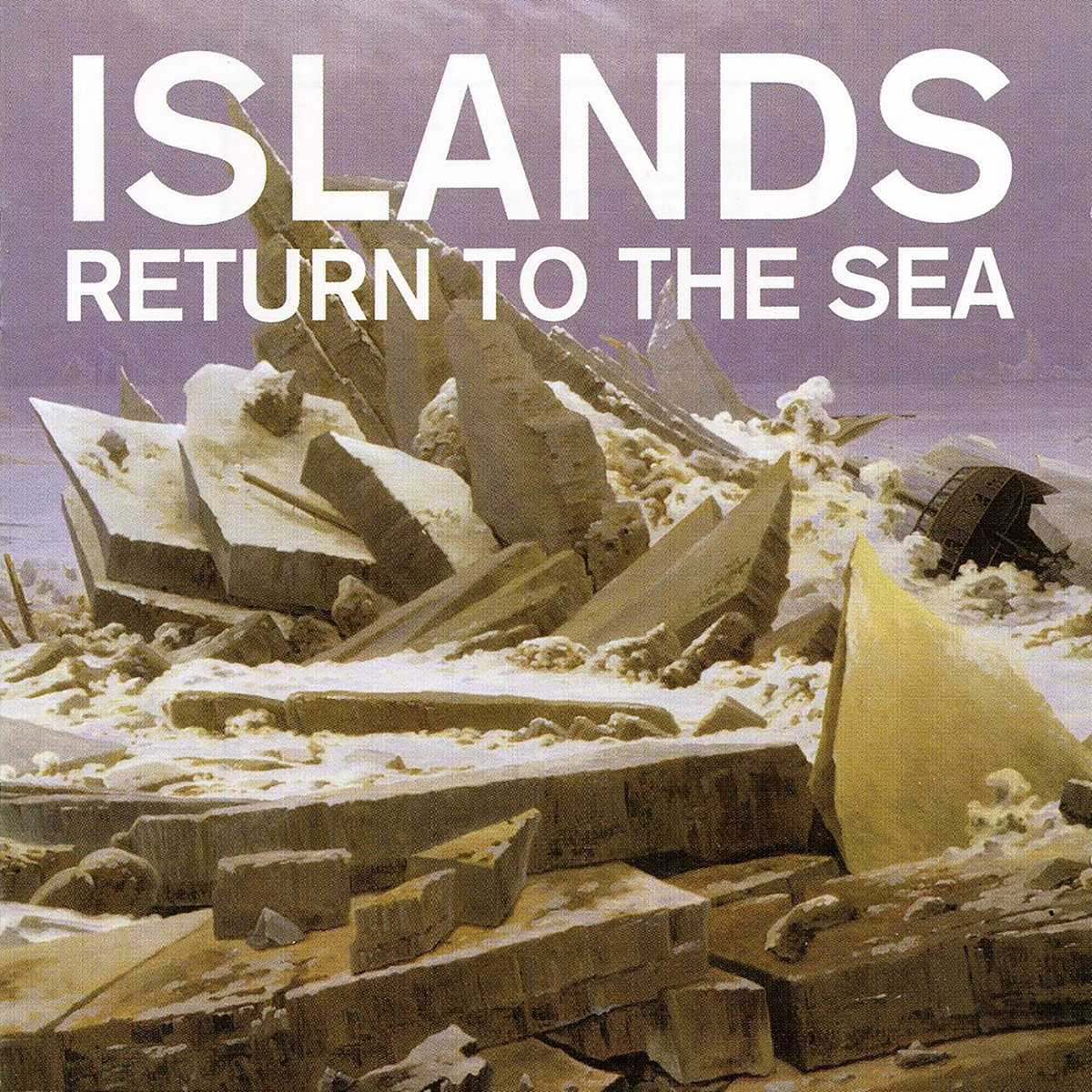 return to the sea th anniversary remaster islands by islands