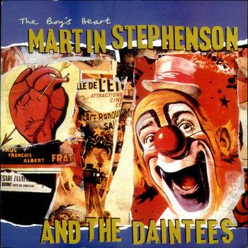Music Martin Stephenson