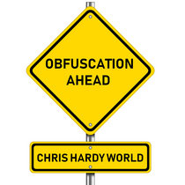 Obfuscation Ahead cover art