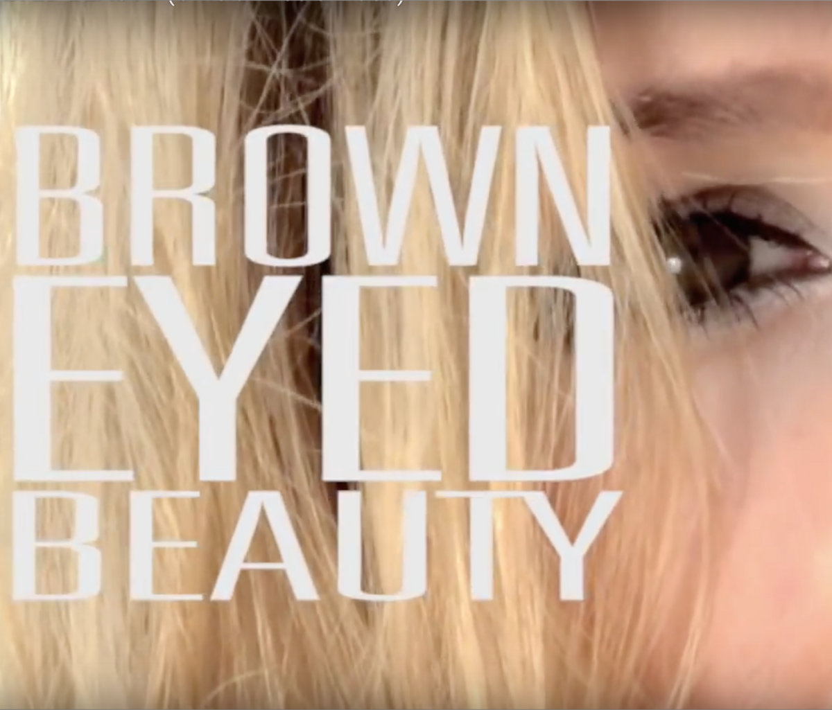 Brown Eyed Beauty by Reverse Mechanic