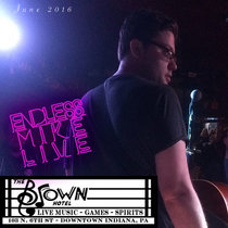 Live at the Brown Hotel cover art