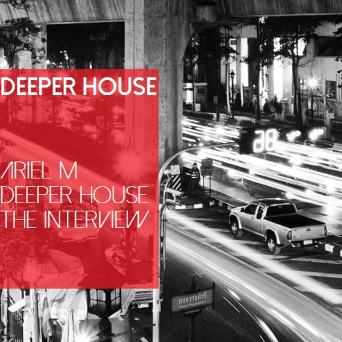 Deeper House cover art