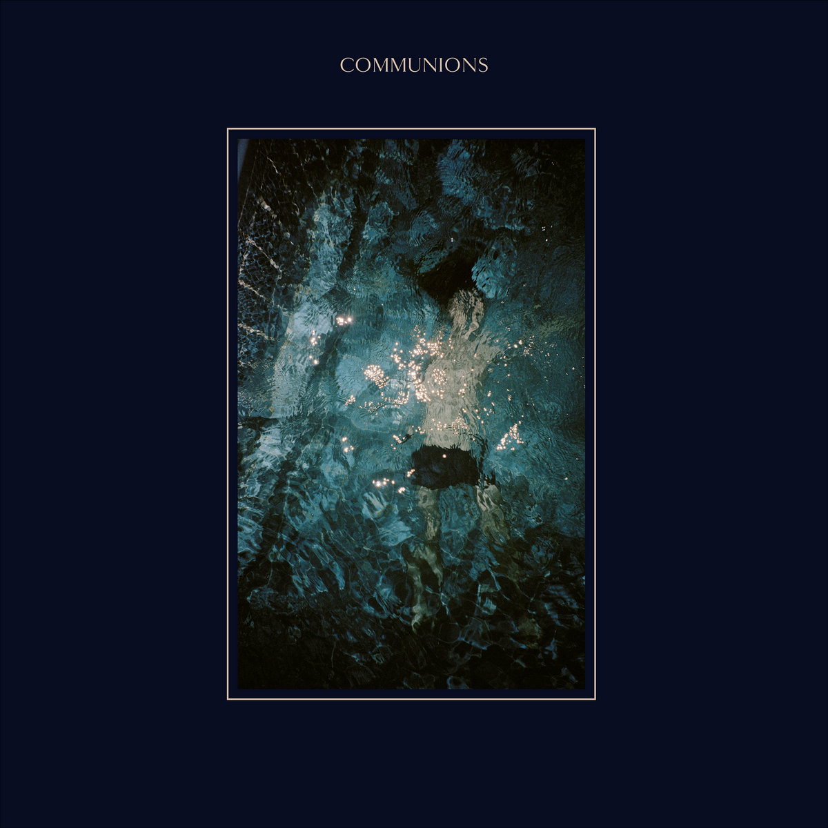 Image result for Communions: Blue album art
