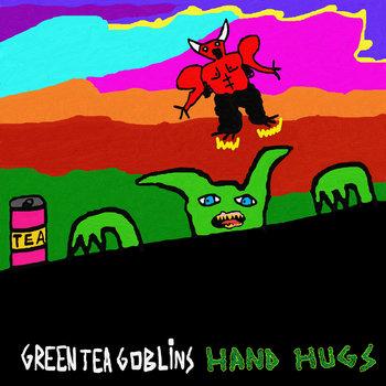 Hand Hugs by Green Tea Goblins