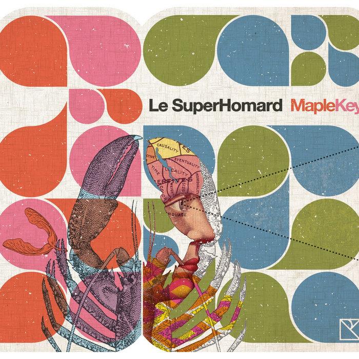 PCR016 - Maple Key LP   Le Pop Club Records