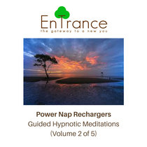 Power Nap Rechargers: Guided Hypnotic Meditations #2 cover art
