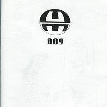 (Bunker 009) UM/IMP + Comic cover art