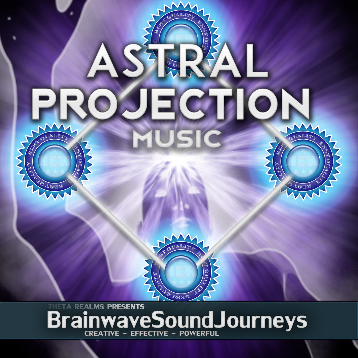 ASTRAL PROJECTION MUSIC For DEEP & POWERFUL Out of Body Meditation
