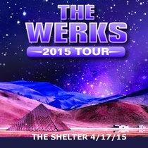 Live @ The Shelter 4/17/15 cover art
