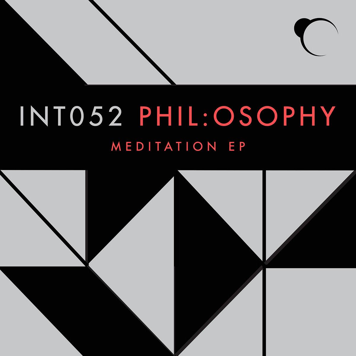 INT052 - Meditation EP | Integral Records