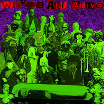 We're All Alive cover art