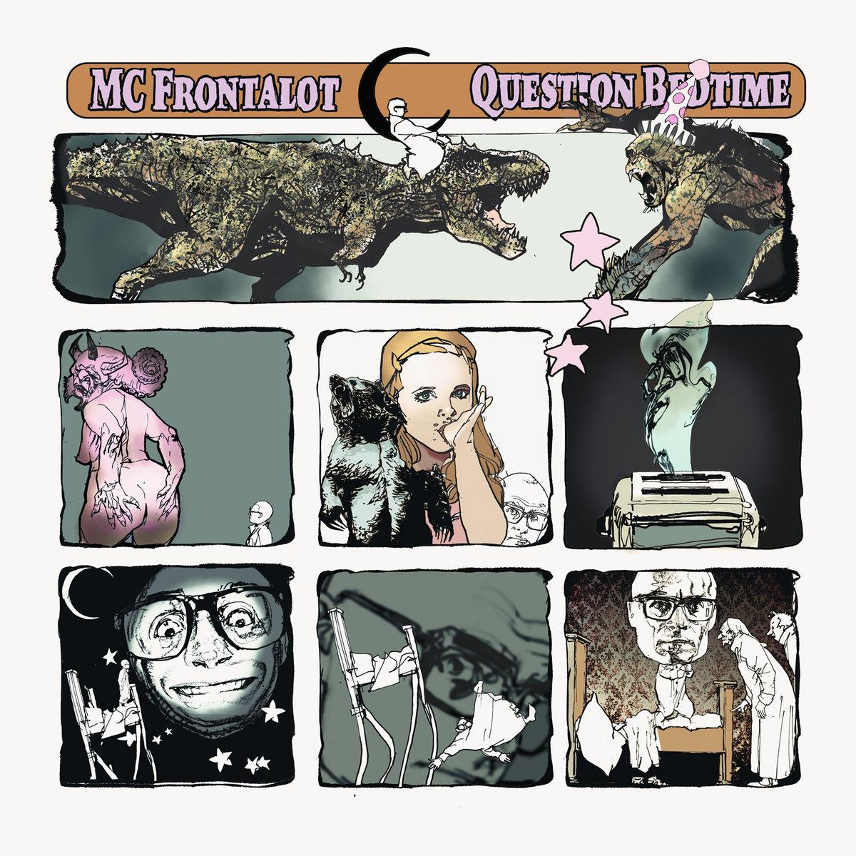 Solved | MC Frontalot