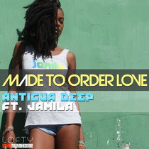 Made To Order Love ft Jamila cover art