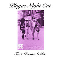 Playas Night Out cover art