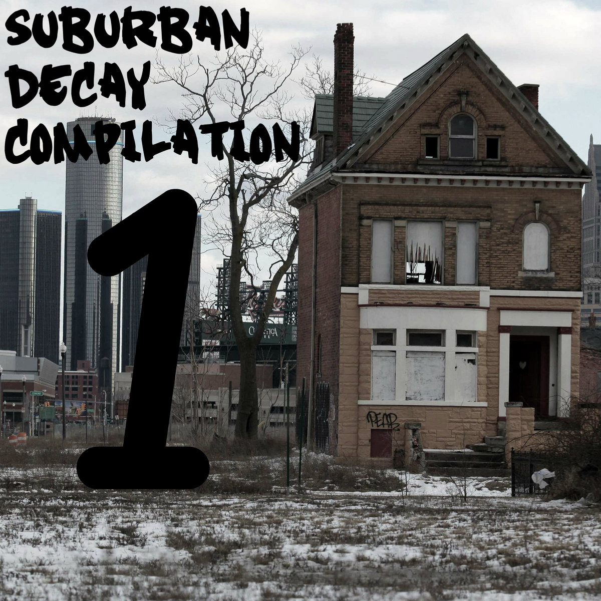 everyone s been talking about your paranoia suburban decay records