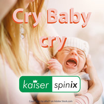 Cry Baby cry cover art