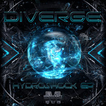 Diverge Hydroshock EP{MOCRCYD034} cover art