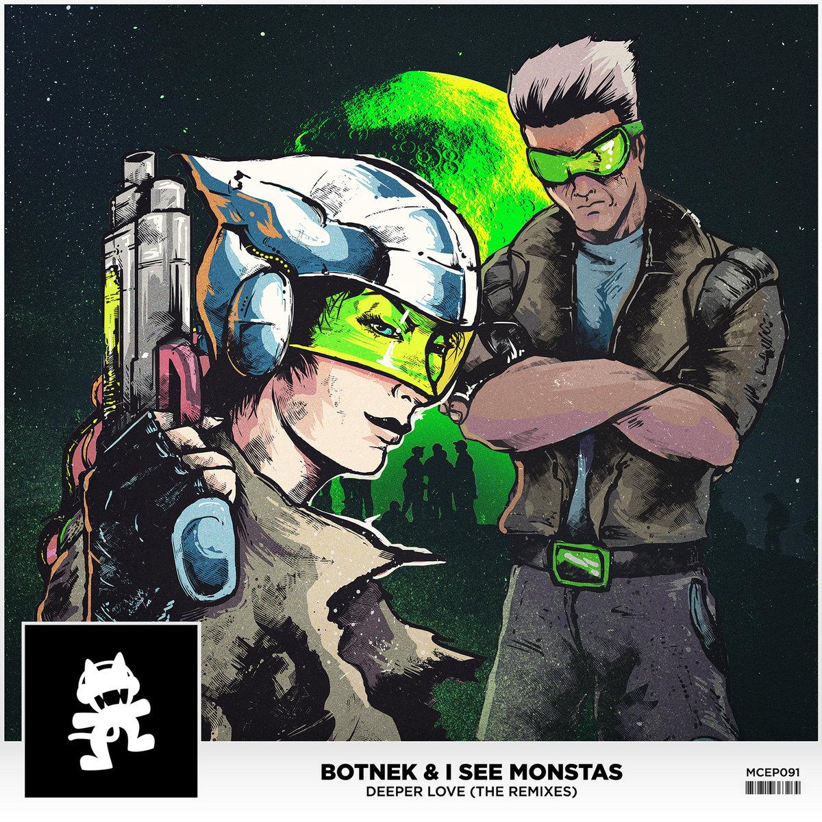 Deeper Love (The Remixes) | Monstercat