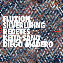XLR8R+013 (Fluxion, Silverlining, Redeyes, and Keita Sano) cover art
