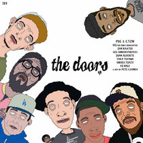 The Doors (feat. Del The Funky Homosapien, Jam Baxter & Gee) cover art