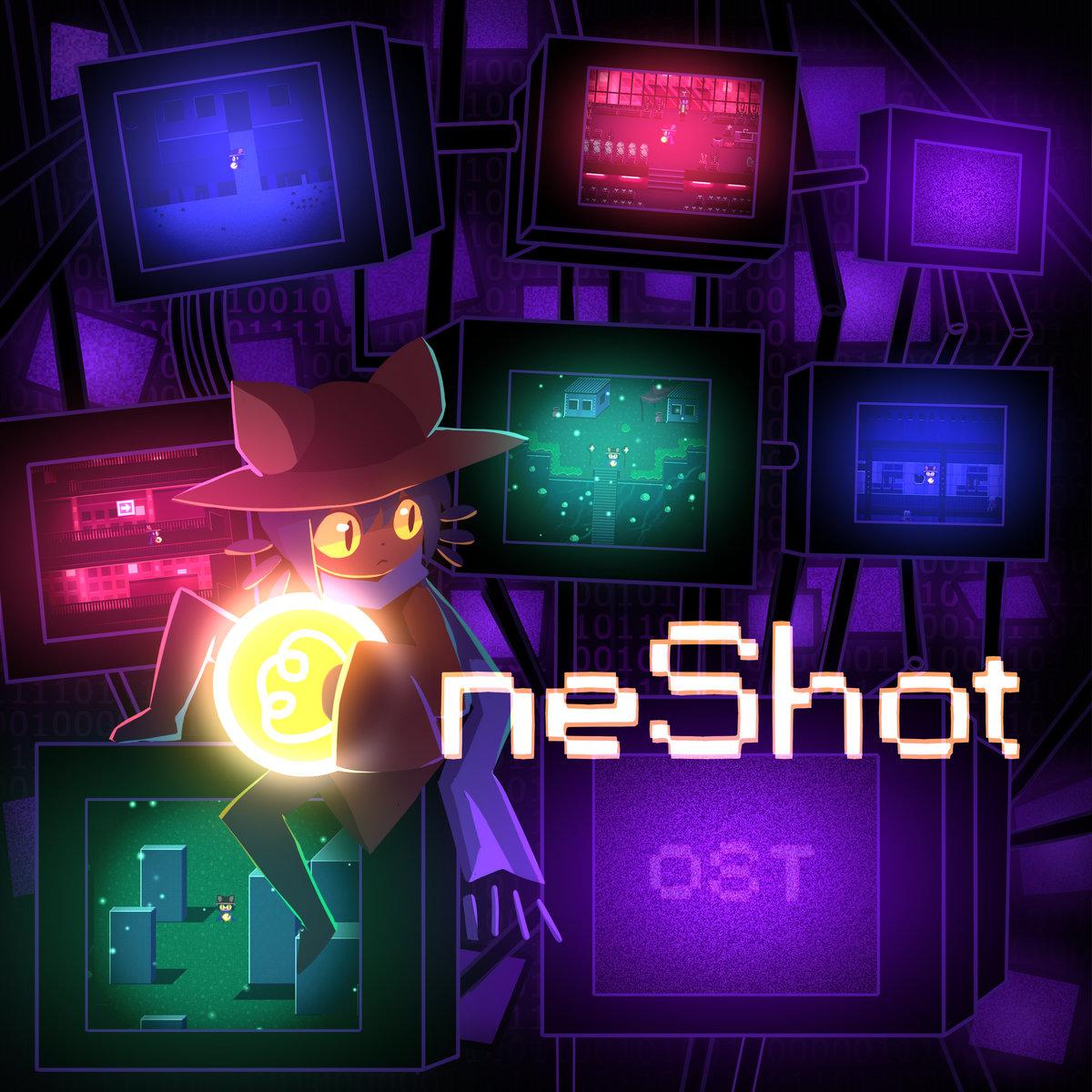 OneShot Soundtrack   Nightmargin
