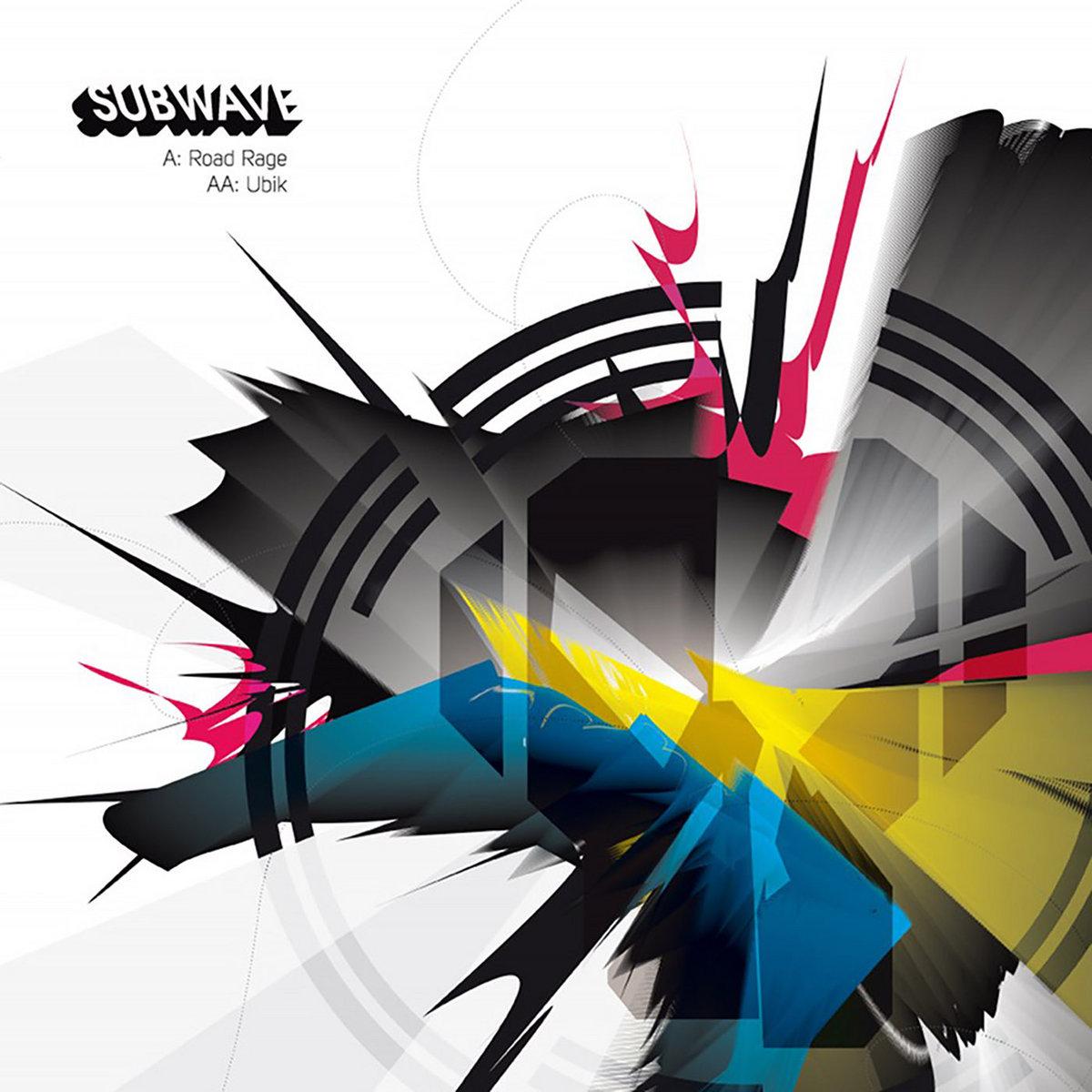 METH087 - Road Rage / Ubik | Metalheadz