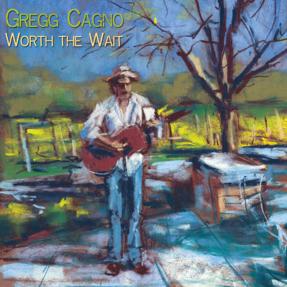 Worth the Wait – MP3 download | Gregg Cagno
