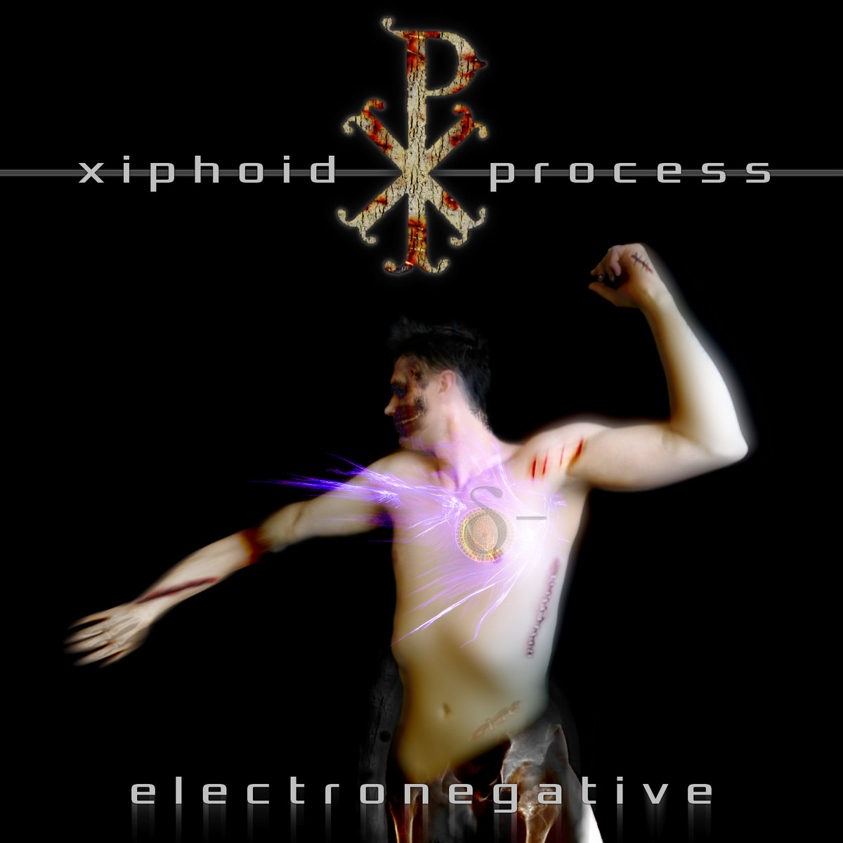 leaving   xiphoid process