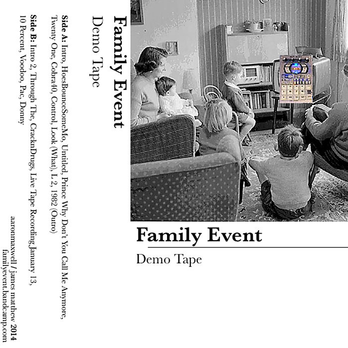Demo Tape Family Event