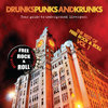 Drunks,Punks & Krunks - The Best of Free Rock & Roll Vol 1 (free003) Cover Art