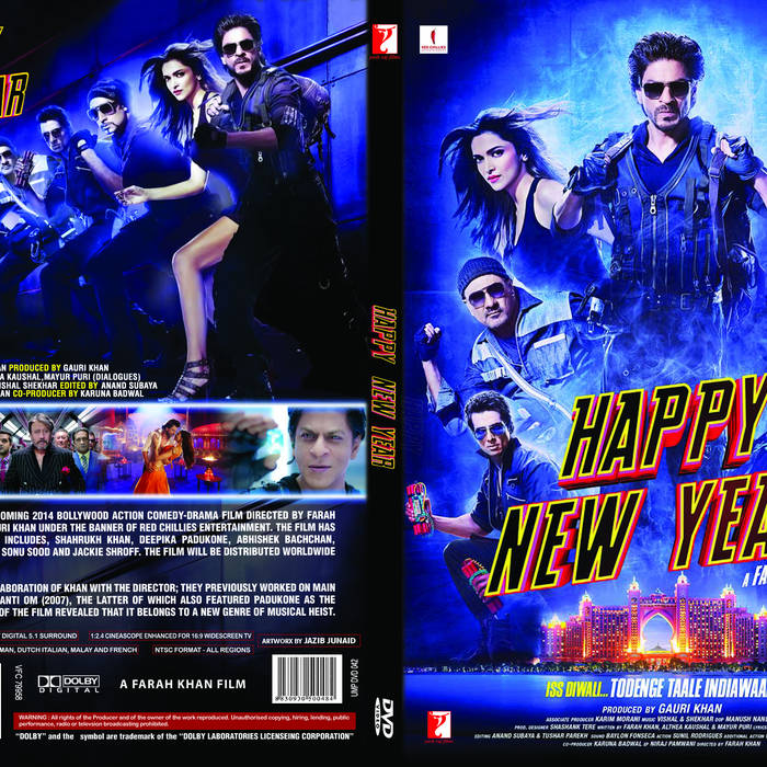 Happy New Year Movie 2015 Download In Hindi