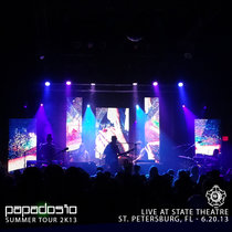 2013-06-20 - State Theatre - St. Petersburg, FL cover art